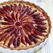 Tarte aux prunes ou aux fruits