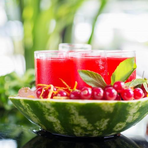 Cocktail Sans Alcool Pasteque Et Cranberry Recette Par Charlie