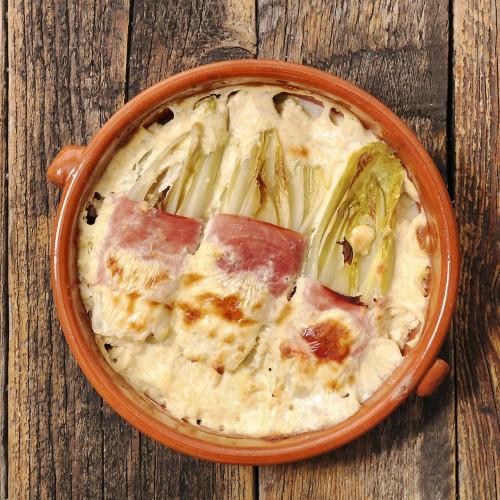 Endives au jambon recette par anne lafond paris kitchen club - Recette endives au jambon ...